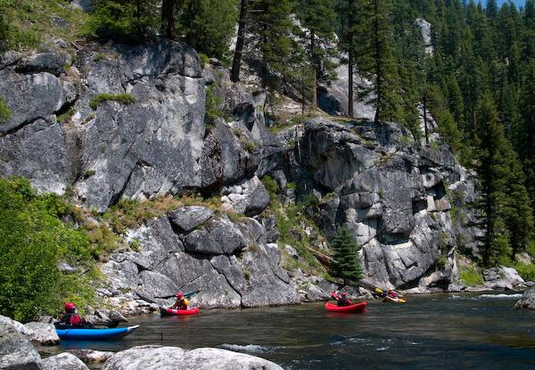 riverlog: Idaho Road Trip IV: Deadwood on deadwood lake idaho map, western idaho road map, kooskia id map,